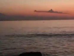 Viral, Video Perlihatkan Awan Mirip KRI Nanggala 402
