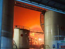 Sempat Terbakar, Kilang Pertamina Tetap Beroperasi