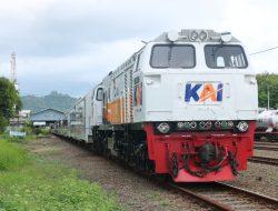 PT KAI Daop IV Operasikan Kereta Baru