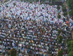 Zona Merah dan Orange Diwajibkan Sholat Idul Adha di Rumah