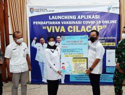 Aplikasi Pendaftaran Vaksinasi Diluncurkan