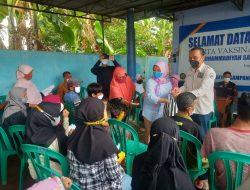 Pemuda Muhammadiyah Cilacap Vaksinasi Jamaah dan Warga